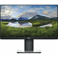"Dell P2419HC - LED monitor - 24"" (23.8"" zobrazitelný) - 1920 x 1080 Full HD (1080p) - IPS - 250 cd/m2 - 1000:1 - 5 ms - HDMI, DisplayPort, USB-C - s 3 years Advanced Exchange Service - pro Latitude 7400 2-in-1; XPS 13 9380, 15 9570"