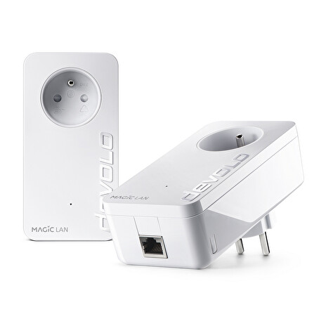 devolo Magic 2 LAN 1-1-2 Starter Kit 2400mbps