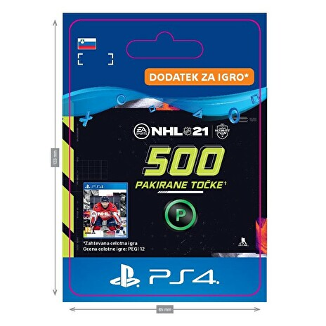 ESD SI - NHL 21 – 500 Points Pack