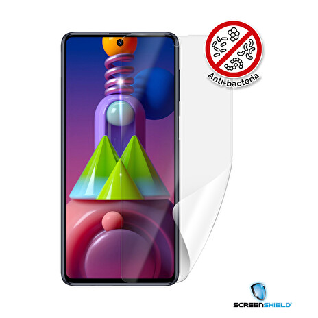 Screenshield Anti-Bacteria SAMSUNG M515 Galaxy M51 folie na displej