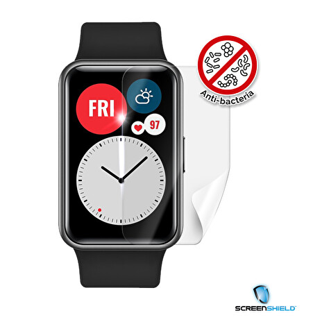 Screenshield fólie na displej Anti-Bacteria pro HUAWEI Watch Fit