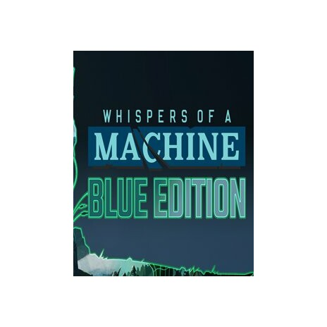 ESD Whispers of a Machine Blue Edition