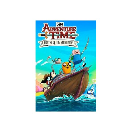 ESD Adventure Time Pirates of the Enchiridion