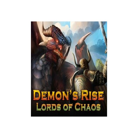 ESD Demon's Rise Lords of Chaos