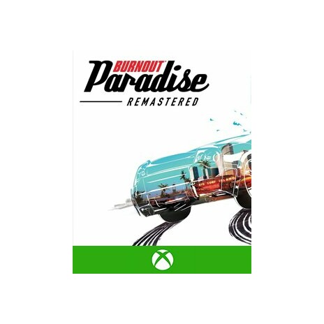 ESD Burnout Paradise Remastered