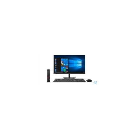 LENOVO PC ThinkCentre M920q Tiny i7-9700, 8GB, 256GB SSD, UHD 630, W10PRO, cierny, 3r OnSite