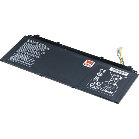 Baterie T6 power Acer Aspire S5-371, Swift SF514-51, Spin SP513-52N, 4670mAh, 54Wh, 3cell, Li-pol