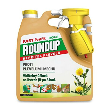 ROUNDUP Fast 3L